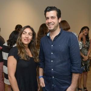 Luciana Aidar e Jaime Cunha (Foto: Divulgação)