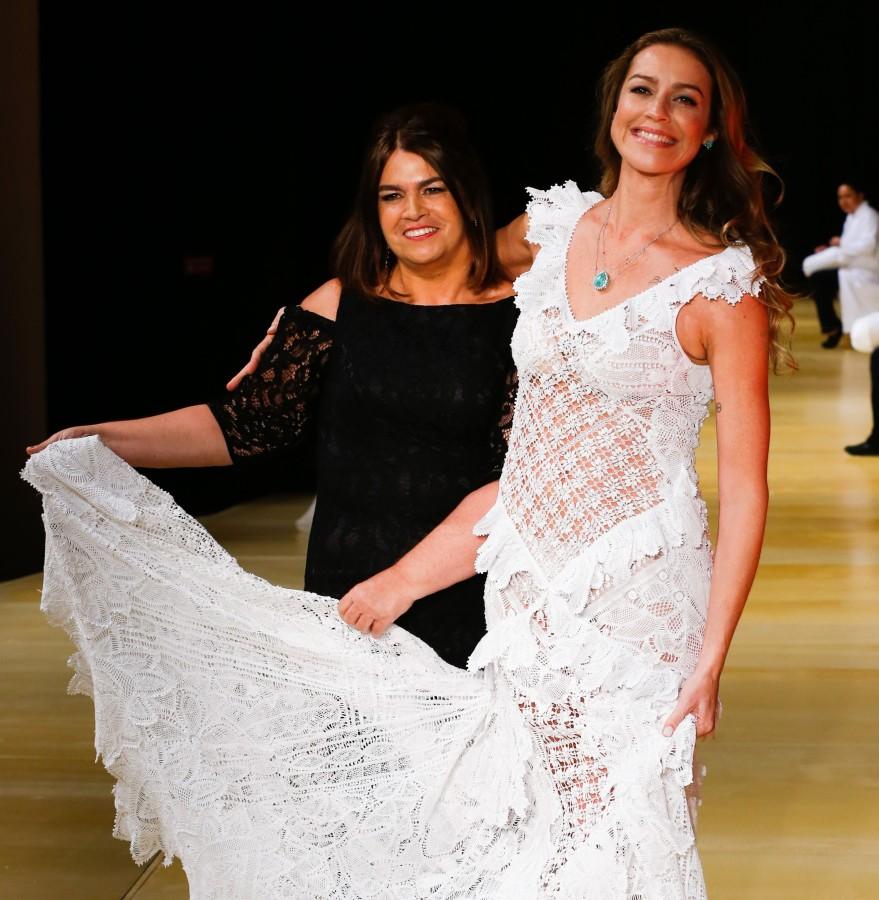 Luana Piovani e Martha Medeiros (Foto: Divulgação)