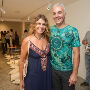 Suely Amorim e Ronald Izold (Foto: Divulgação)