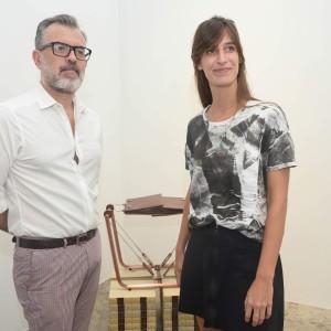 Wair de Paula e Antonia Almeida (Foto: Divulgação)