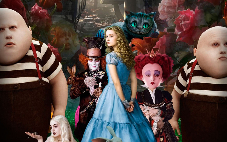 Alice Através do Espelho (Foto: Divulgação)