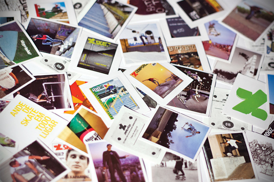 Fotografias guardam memórias (Foto: Divulgação)