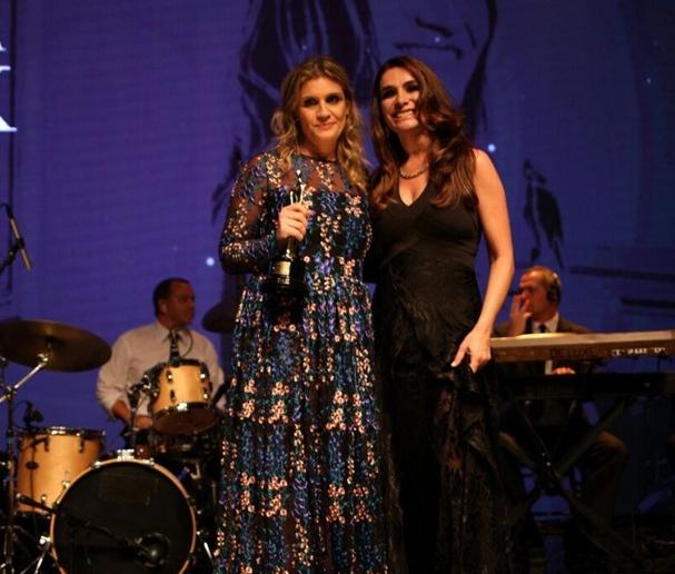 Carina Duek é a Designer de Moda do ano (Foto: Divulgação)