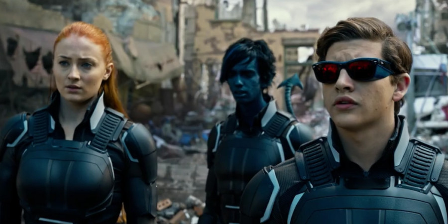 Cena de X-Men Apocalypse X-Men: Apocalypse