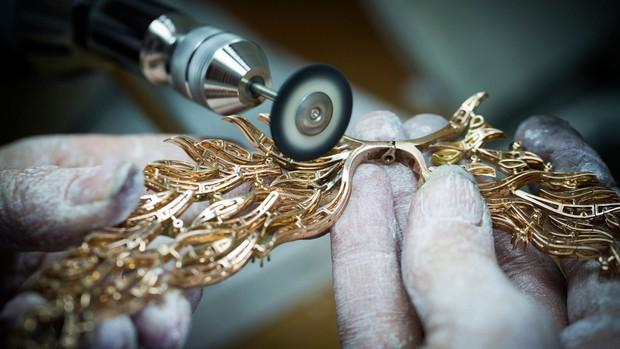 Coleção de joia feita à mão (Foto: Divulgação)