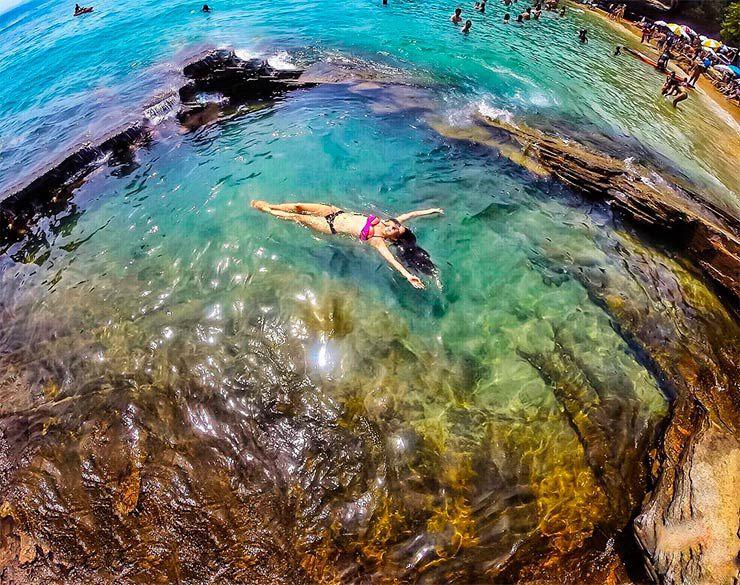 Praia da Azedinha (Foto: Divulgação)