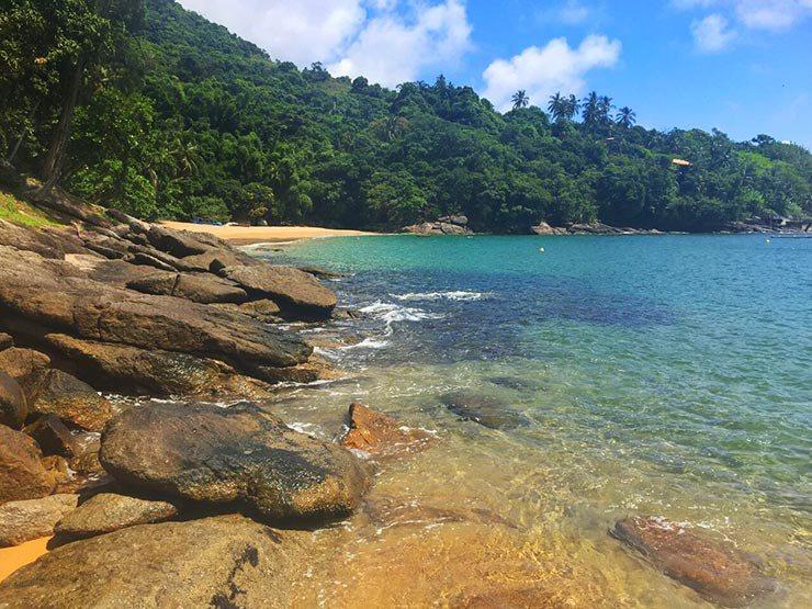Praia da Fome (Foto: Divulgação)