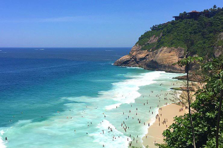 Praia da Joatinga (Foto: Divulgação)