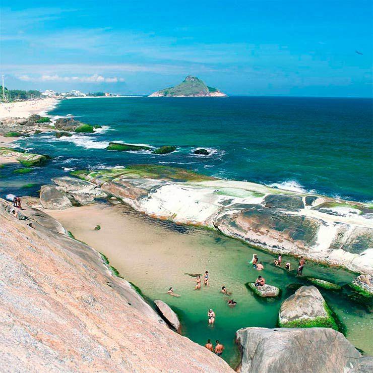 Praia do Secreto (Foto: Divulgação)