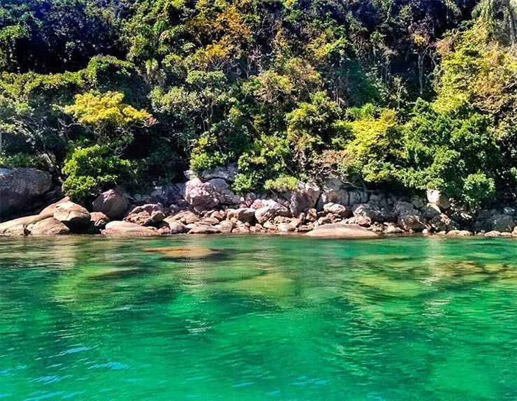 Praia Ilha das Couves (Foto: Divulgação)