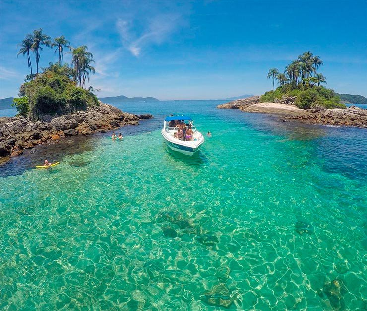 Praia Ilhas Botina (Foto: Divulgação)
