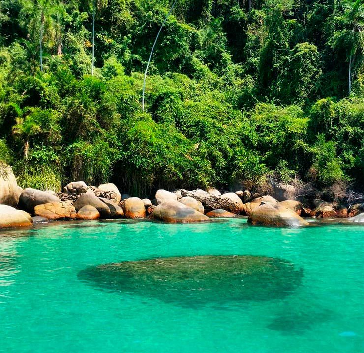 Praia Lagoa Azul (Foto: Divulgação)