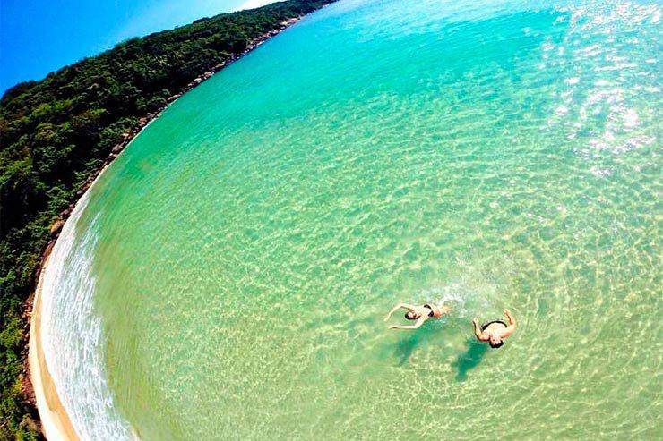 Praia Lopes Mendes (Foto: Divulgação)