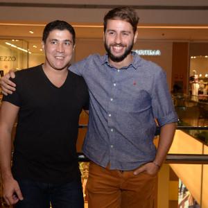 Diogenes Queiroz e Pedro Benoliel (Foto: Divulgação)