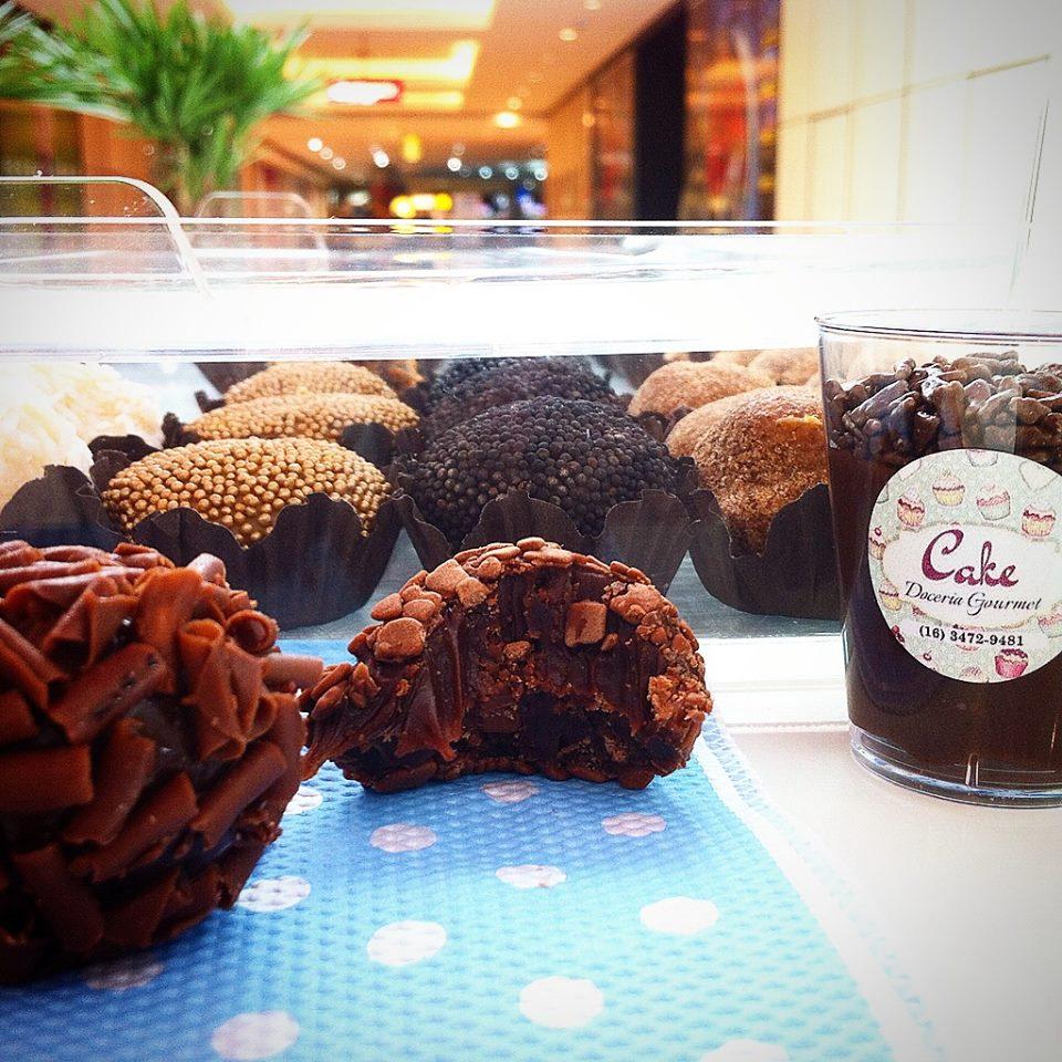 Brigadeiros com chocolate belga (Foto: Divulgação)