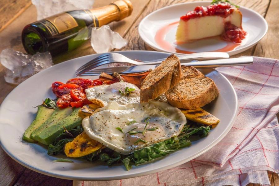 Esse é um dos pratos oferecidos pelo Restrô, localizado em Pinheiros (Foto: Reprodução)