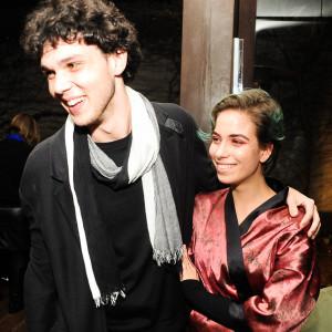 Thomas Carvalho e Rafaela Scaff (Foto: Divulgação)