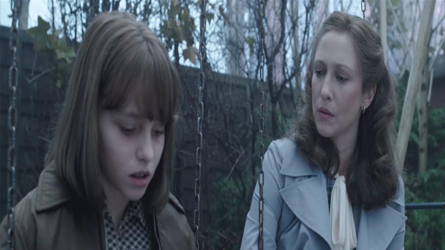Espíritos atormentam uma criança no filme (Foto: Divulgação)