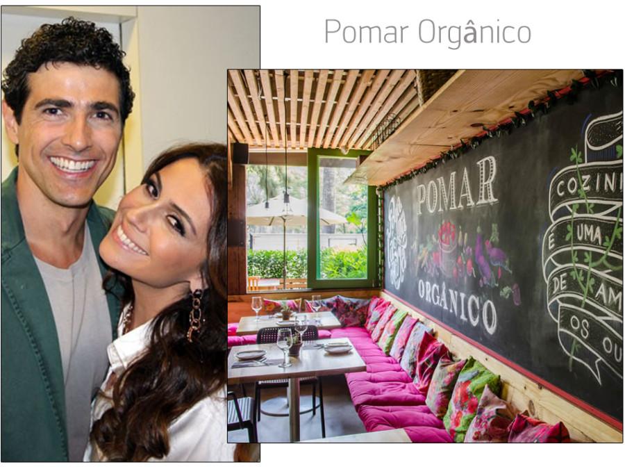 Giovanna Antonelli e Reynaldo Gianecchini (Foto: Divulgação)