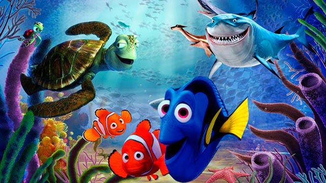 Na busca por sua família, a peixinha Dory reencontra velhos amigos (Foto: Divulgação)