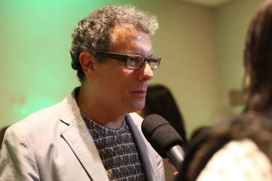 Marcello Airoldi se posicionou contra o fechamento do Ministério da Cultura (Foto: Nair Barros)