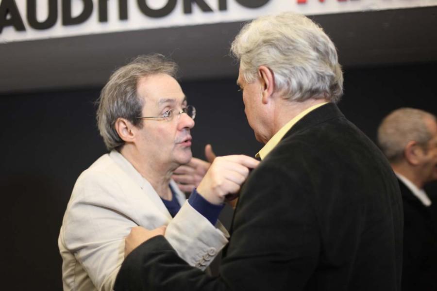 Daniel Dantas não concordou com o fim do MinC (Foto: Nair Barros)