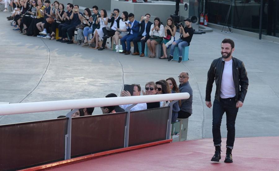 O estilista Nicolas Guesquiere (Foto: Divulgação)
