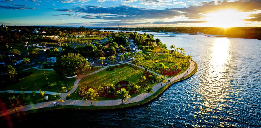 Pontão do Lago Sul (Foto: Divulgação)