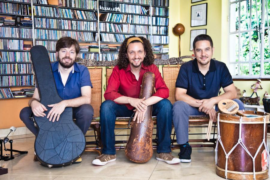 Ricardo Hertz Trio se apresenta no dia 14 de maio (Foto: Divulgação)