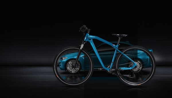 Bike BMW (Foto: Divulgação)