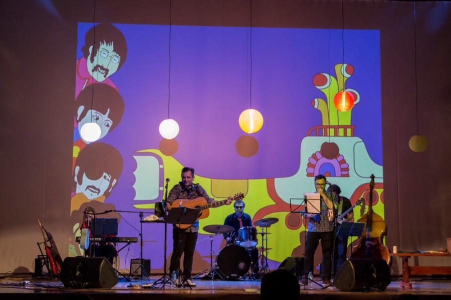 Beatles para Crianças fará a alegria dos pequenos (Foto: Divulgação)