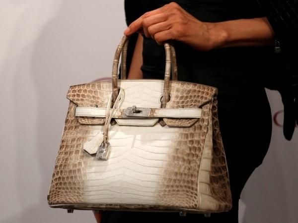 Bolsa foi adquirida por US$ 300 mil (Foto: Divulgação)