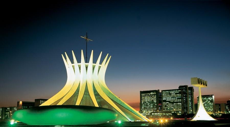 Catedral - Brasília (Foto: Divulgação)
