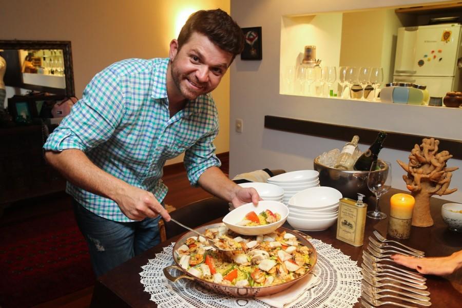 Chef Guga Rocha (Foto: Divulgação)