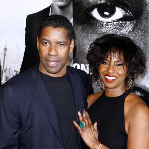 Denzel Washington é casado com Pauletta Washington desde 1983 (Foto: Divulgação)