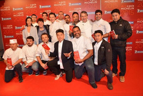 Vencedores do prêmio (Foto: Divulgação)