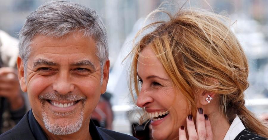Clooney e Julia contracenam juntos após 12 anos (Foto: Reprodução)