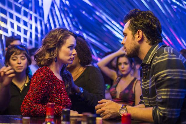 Mariana e Sergio em cena do filme (Foto: Reprodução)