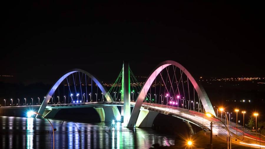 Ponte JK (Foto: Divulgação)