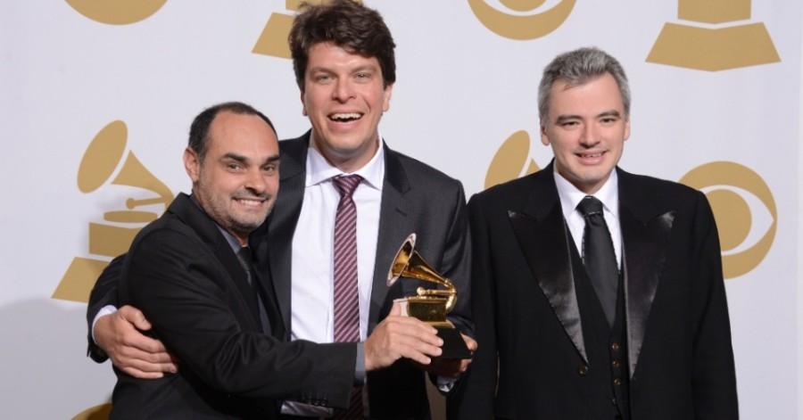 Trio Corrente lança o primeiro trabalho após a conquista do Grammy Latino (Foto: Divulgação)