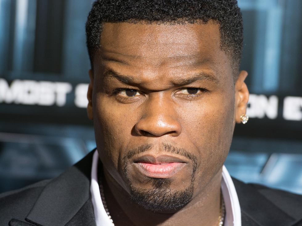 50 Cent pagou fiança para ser liberado da prisão (Foto: Divulgação)