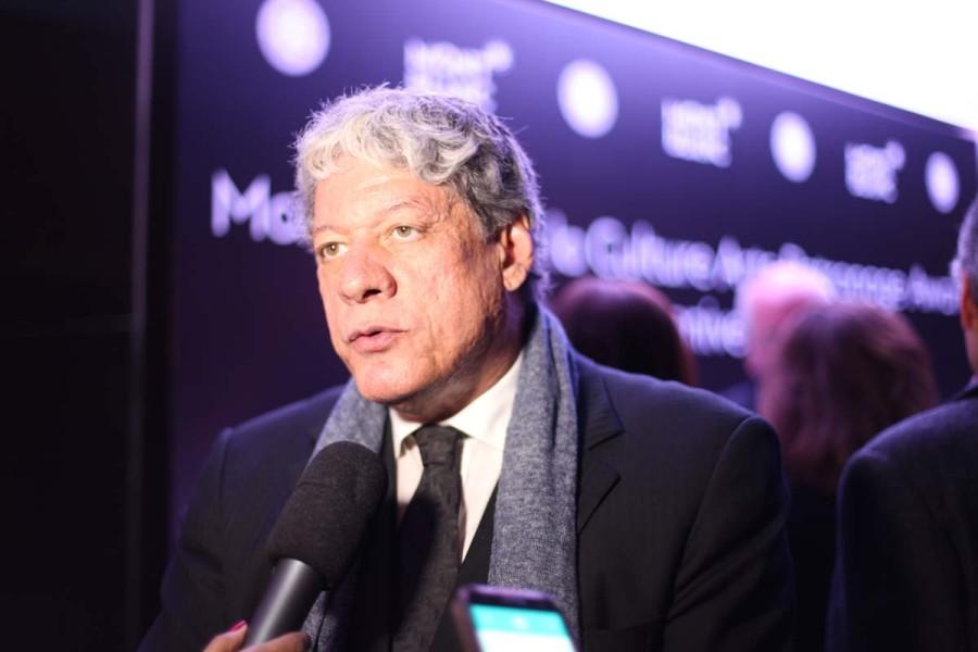 """""""Estou muito grato pelo reconhecimento do trabalho que temos feito nos últimos dez anos"""", Antonio Grassi, do Instituto Inhotim"""
