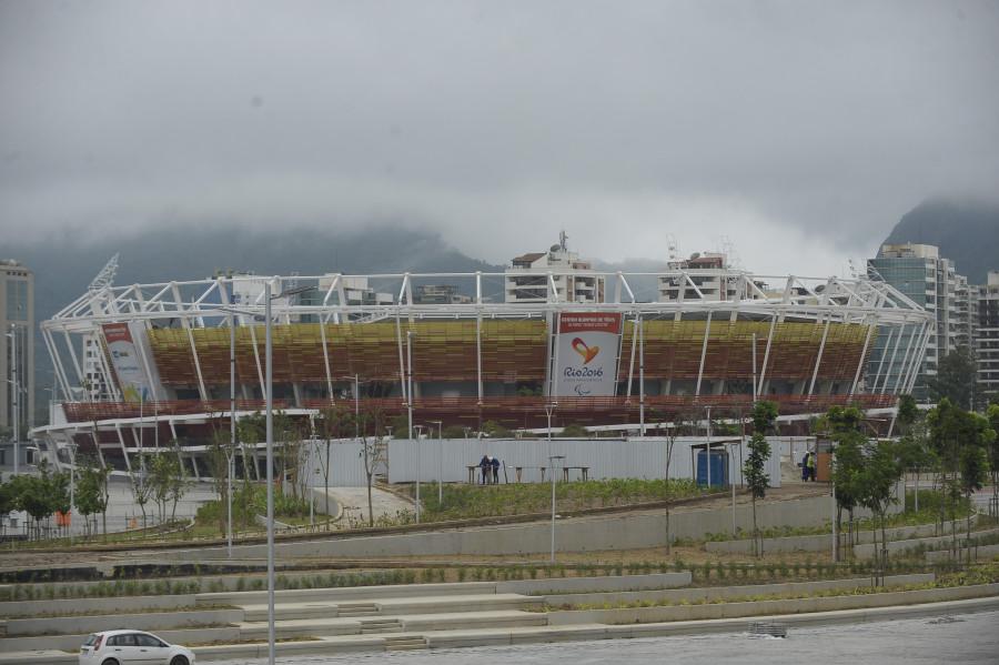 Centro Olímpico de Tênis, leva o nome da ex-tenista. (Foto: Divulgação)