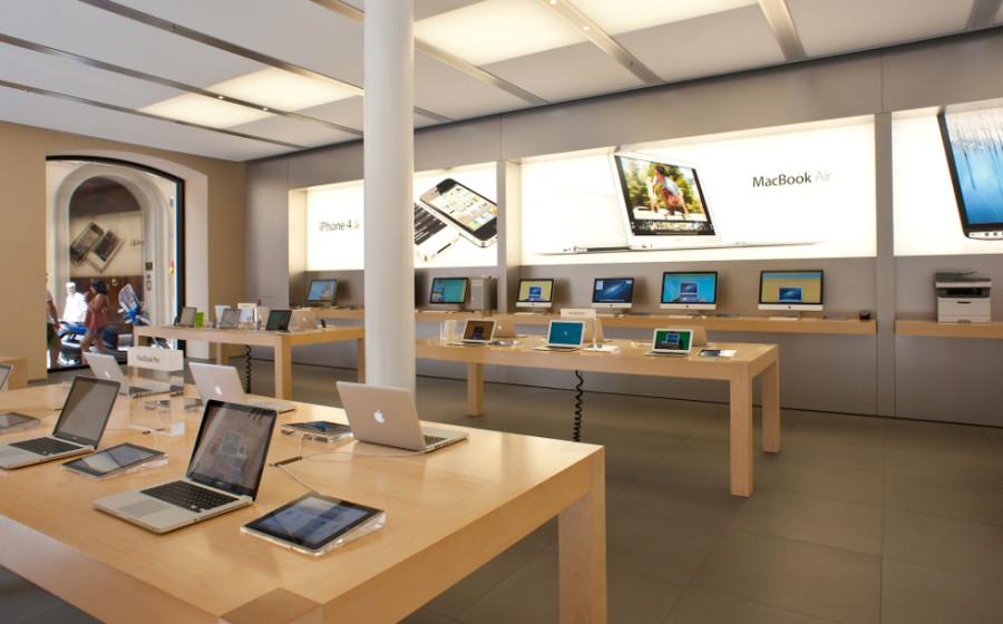 Apple Store (Foto: Divulgação)
