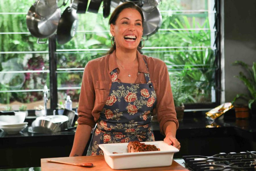 Atriz assumirá cozinha do Copacabana Palace durante evento beneficente (Foto: divulgação)