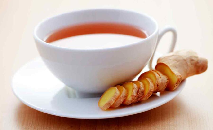 Chá de gengibre (Foto: Divulgação)