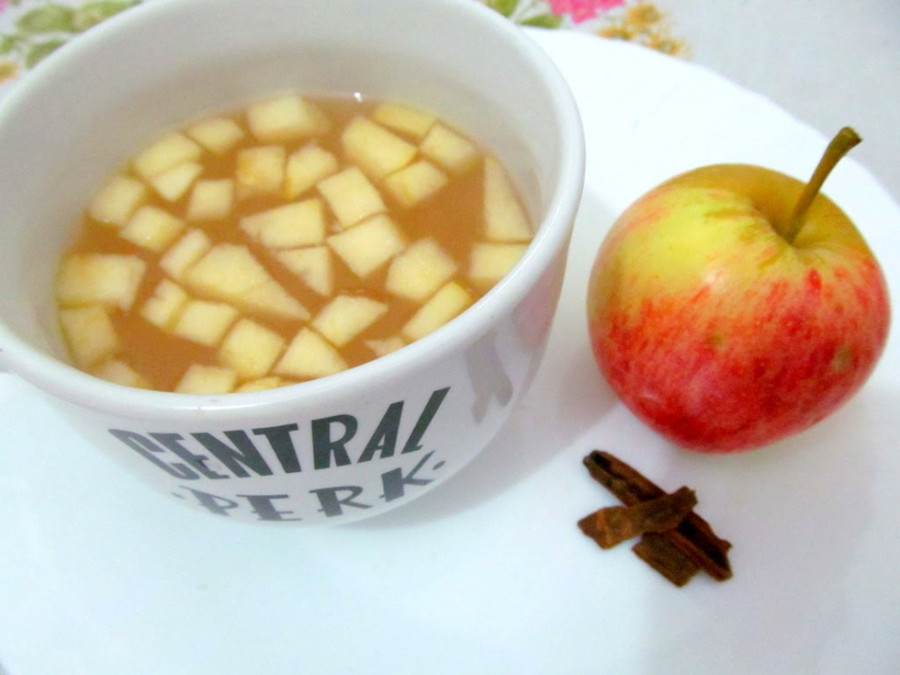 Chá de maça com canela (Foto: Divulgação)