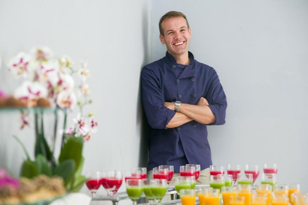 Chef Felipe Aranha é especializado em gastronomia funcional (Foto: Divulgação)