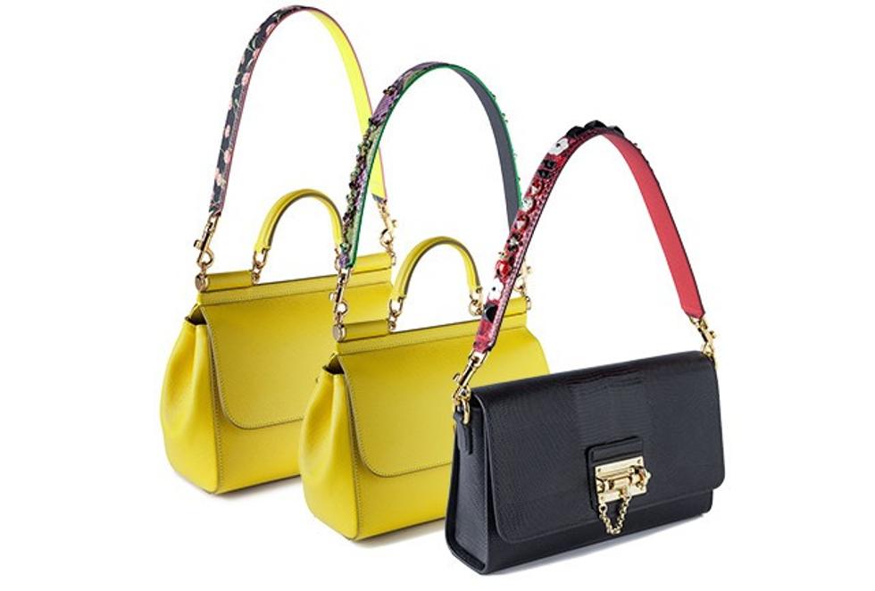 Alças coloridas estão são removíveis e podem ser usadas em qualquer tipo de bolsa (Foto: Divulgação)