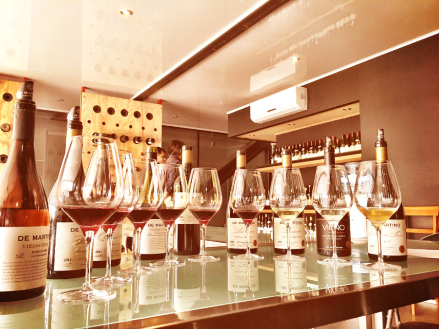 Programação do evento se estende durante a semana com degustação de vinhos (Foto: Divulgação)